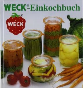 Weck Einkochbuch - Test