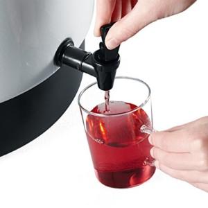 Glühwein, Punsch und Tee ganz leicht zapfen
