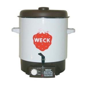 Einkochautomat Weck - Weck WAT 14A Einkochautomaten mit Hahn